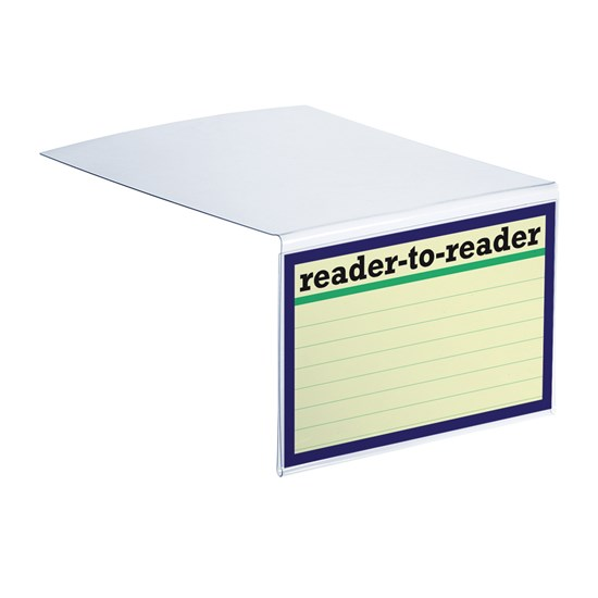 Reader to Reader Frames