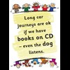 Set of five different quotes that appeal to children Easily inserted into Medium Feature Fillers Keep shelves fresh and interesting even when books have been checked out Can be use as mini-posters in their own right