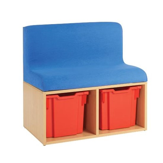 Single-faced Storage Seat