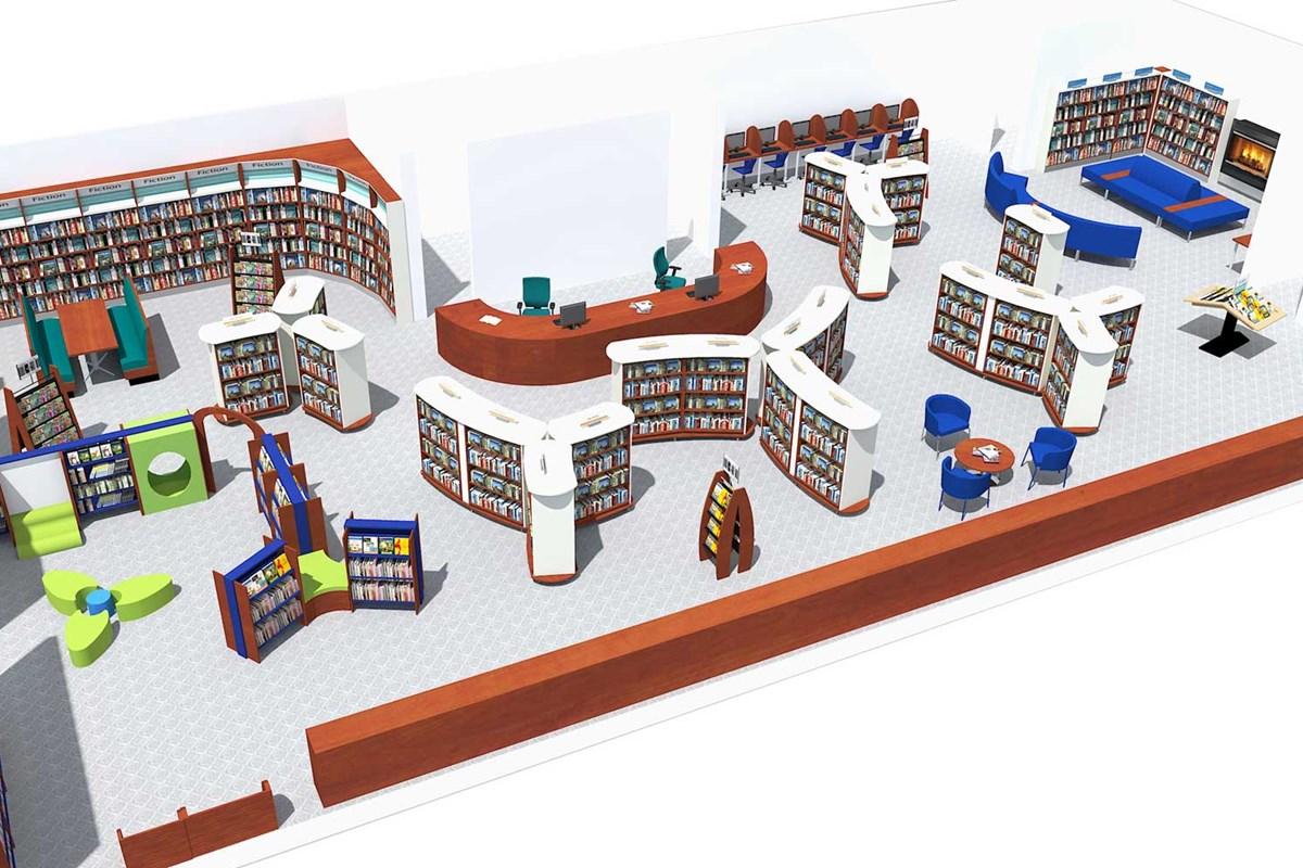 Library Design Service
