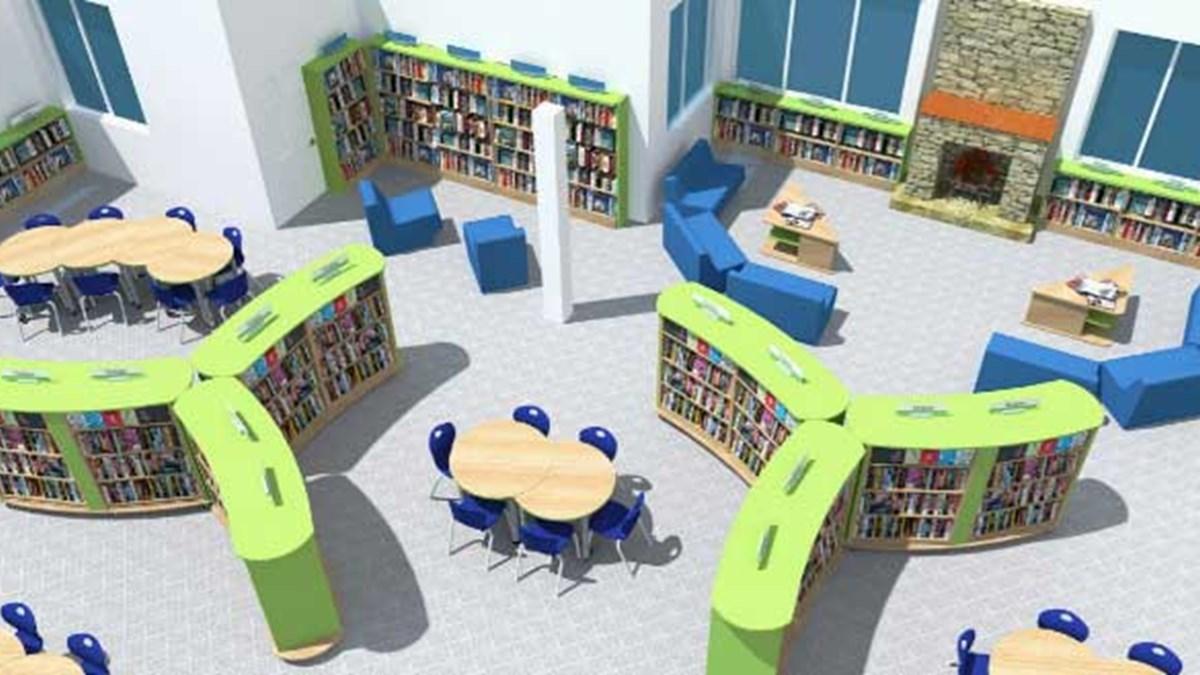 Library Design library design service
