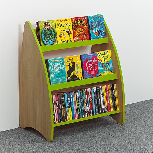 Bon Fiction Bookcase