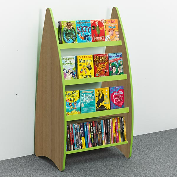 Attractive Tall Fiction Bookcase