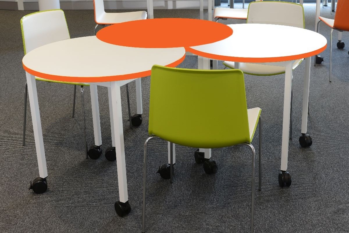 Cluster Tables