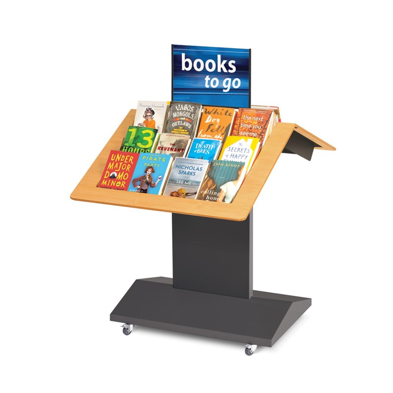 Book display table