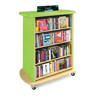 Performance Single Bookcase