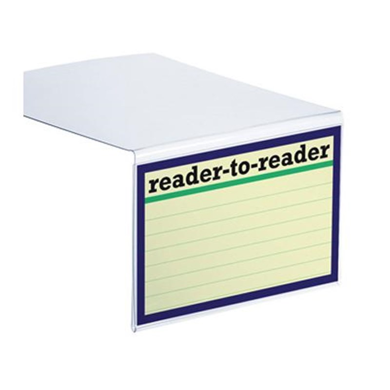 Reader to Reader Graphic Inserts